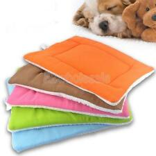 Pet Cat Dog Bed Sleep Cushion Kennel Pad Mat House Travel Summer Hot 5 Color S-L