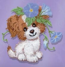 PUPPY TOES - MACHINE EMBROIDERY DESIGNS ON CD