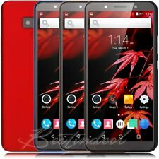 "Cheap Unlocked 5.5"" Android 5.1 Mobile Smart Phone Quad Core Dual SIM WiFi GPS"