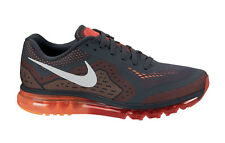 Nike Air Max 2014 Mens Running Shoes Style 621077-006 Light Crimson Total Orange