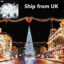 100/200/300/400/500 LED Fairy String  Indoor/Outdoor Xmas Christmas Party AY