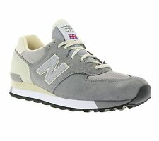 New New Balance 575 Made in England Men's Shoes Sneaker Sneakers Grey