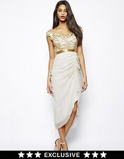 New With Tags Evening Dress By Virgos Lounge Size 10