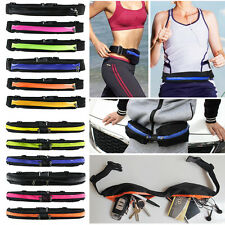 Sports Fanny Pack Belly Waist Bum Bag Fitness Running Riding Cycling Belt Pouch