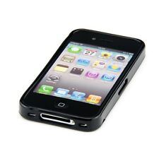 kwmobile TPU SILICONE BUMPER FOR APPLE IPHONE 4 4S ALU BUTTON SOFT CASE COVER