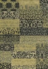 RUGS CONTEMPORARY RUGS AREA RUGS CARPET PATCHWORK RUGS MULTI COLORED RUGS DECOR