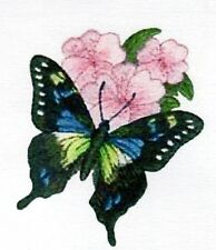 BUTTERFLIES 2 - MACHINE EMBROIDERY DESIGNS ON CD