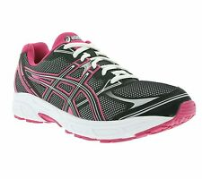 NEW asics Patriot 6 Shoes Ladies Running Shoes Sports Shoes Black T3G5N 9990
