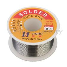 Solder Wire Tin Lead 60/40 HQ Flux Reel Tube Rosin Core Soldering 0.5mm-2.3mm