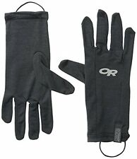Outdoor Research Mens Catalyzer Liners, Black, Medium