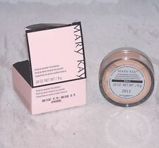 Mary Kay Mineral Powder Foundation Skin-perfecting Powder