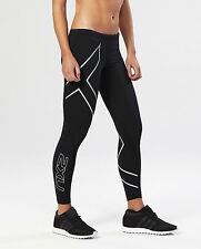 NEW 2XU Thermal Compression Tights Womens Compression & Base Layers