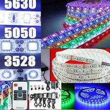 1-20M 5630 5050 3528 SMD Waterproof 300LEDs Flexible Light Strip Xmas Lamp