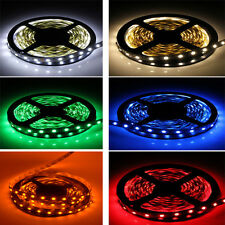 Non- Waterproof 5M 5050 300LEDS White/Warm White/Blue/Red/Green/Yellow LED Strip