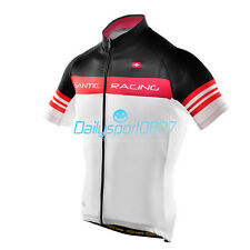 2016 New Cycling Bike Bicycle Sport Short Sleeve Jersey Shirt Jacket Santic DS