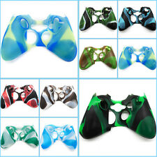 Practical Silicon Case Cover Protective Skin for Xbox 360 Game Controller New RO
