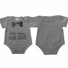 Newborn to 12M Baby Kids Boys Girls Romper Jumpsuit Bodysuit Clothes Outfit Sets
