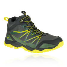 Merrell Capra Rise Mid Mens Water Resistant Walking Hiking Boots Shoes