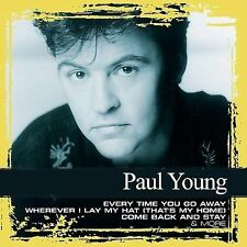 Collections by Paul Young (CD, Mar-2007, Sony BMG)