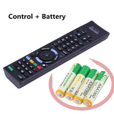 Universal TV VCD DVD Remote Control For Sony TV RM-ED047 Replacement+Battery SG