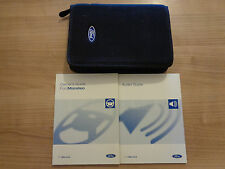 Ford Mondeo MK3 Owners Handbook/Manual and Wallet 04-07