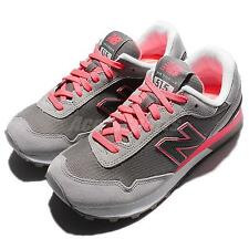 New Balance WL515SLA B Grey Pink Suede Womens Running Shoes Sneakers WL515SLAB