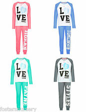 Girls One Direction Pyjamas Cotton PJs Age 6-14 Years Marks & Spencers