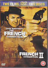 French Connection / French Connection 2 (DVD 2 Disc Set) Gene Hackman