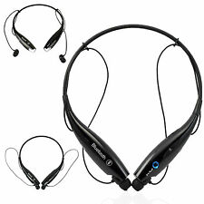 Running Noise Cancelling Bluetooth Headphones Earpiece For Samsung S7 iPhone 6 5