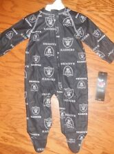 New York Jets Newborn  Infant Full Zip Footed Pajama Sleeper Coverall NWT