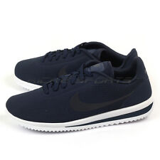 Nike Cortez Ultre Moire Obsidian/Obsidian-White Classic Casual Shoes 845013-401