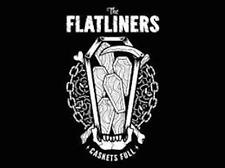 Caskets Full [Single] by The Flatliners Black  Vinyl NOFX Fat wreck