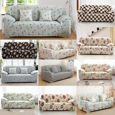 3 Seater Sofa Slipcover Stretch Protector Soft Couch Cover Washable Easy Fit