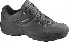 Salomon Elios 2 Mens Hiking Travel Shoes - Asphalt/Black