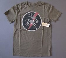 Denim & Supply Ralph Lauren Pegasus Skeleton Graphic Tee Shirt M L NEW