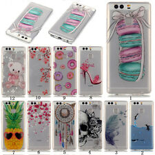 New Ultra-thin Clear Soft Silicone TPU Rubber Gel Back Case Cover For Phone