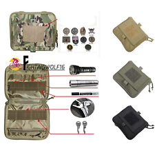 Airsoft Military Tactical 1000D Molle Utility Magazine/EDC Tools/Drop Pouch
