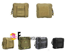 1000D Molle Utility EDC Tools Drop Pouch Airsoft Military Tactical Pouch