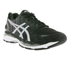 NEW asics Gel-Nimbus Men's Shoes Running Sports Shoes Black T600N 9093
