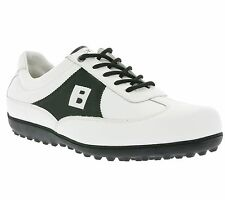NEW BALLY GOLF Albatros Men's Shoes GOLF shoes Low shoes White 110470501