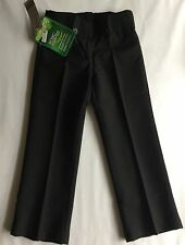 Girls Black Back to School Uniform Trousers