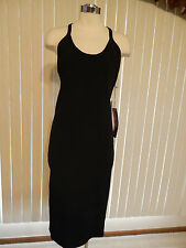 "NEW&TAGGED!! ""WOW COUTURE"" Black Backless Fitted  Cocktail Party Dress Sz.XL"