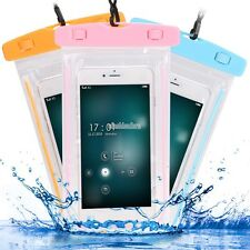 Waterproof Cell Phone Pouch Underwater Dry Bag Case Cover for iPhone For Samsung