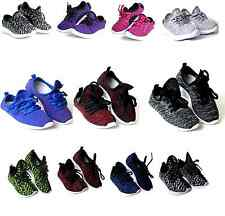 New Baby Toddler Athletic Lace Up Shoes Tennis Joggers Running Sneakers Sz 5-10