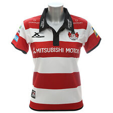 Gloucester Rugby 2016/17 Women Supporters Home Shirt