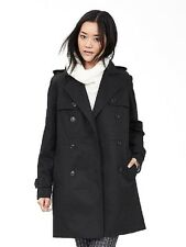 BANANA REPUBLIC WOMEN'S DOUBLE BREASTED LINED TRENCH COAT $225.00 XS M M TALL L