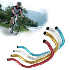 Aluminium alloy Handlebar Road Cycling Bike Bycicle Retro Bullhorn Style