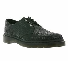 NEW Dr. Martens Tahan Shoes Women's Leather shoes Lace up Black 16172001