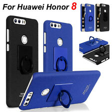 IMAK Stand Cowboy Matte PC Hard Back Shell Cover Skin Case For Huawei honor 8