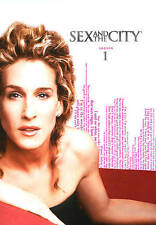 Sex and the City: The Complete First Season (DVD, 2010, 2-Disc Set)
